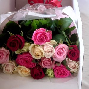 バラ_切り花BOX